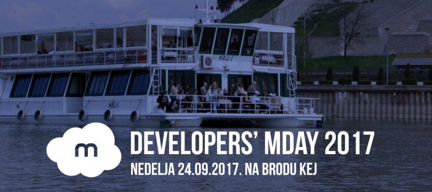 Developers' mDay: Konferencija za web developere
