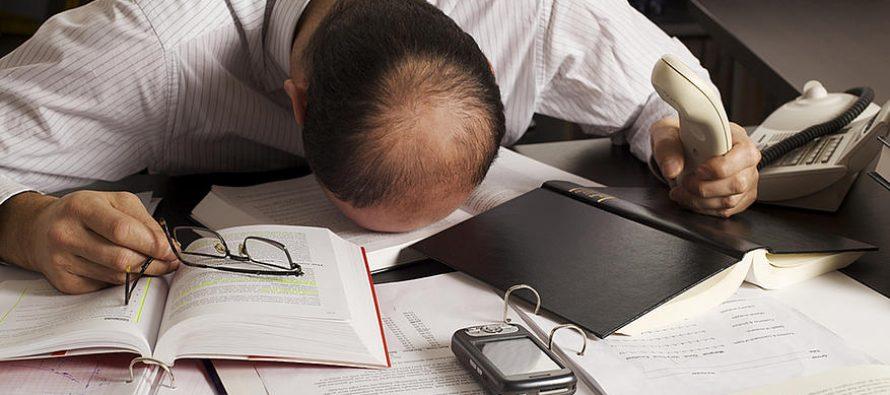 Kako protiv iznemoglosti na poslu?